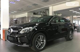Mercedes-Benz GLE-Class GLE Coupe 350d AT (258 л.с.) 4Matic 2018
