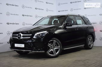 Mercedes-Benz GLE-Class GLE SUV 350d AT (258 л.с.) 4Matic  2018