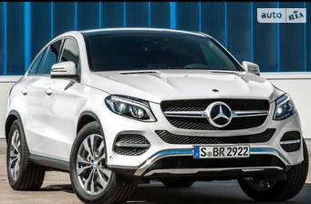 Mercedes-Benz GLE-Class GLE Coupe 350d AT (255 л.с.) 4Matic 2017