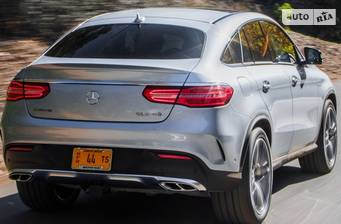 Mercedes-Benz GLE-Class GLE Coupe 43 AMG AT (367 л.с.) 4Matic 2019