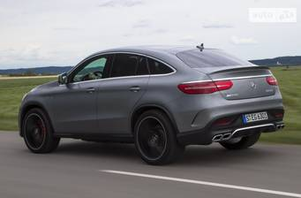 Mercedes-Benz GLE-Class Mercedes-AMG GLE Coupe 63 S AT (585 л.с.) 4Matic 2019