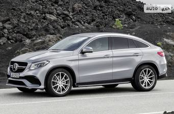 Mercedes-Benz GLE-Class Mercedes-AMG GLE Coupe 63 AT (557 л.с.) 4Matic 2019