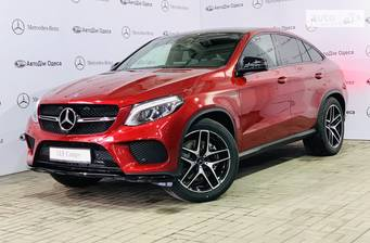 Mercedes-Benz GLE-Class GLE Coupe 43 AMG AT (390 л.с.) 4Matic 2018