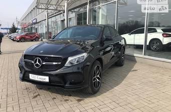 Mercedes-Benz GLE-Class Mercedes-AMG GLE 43 AT (390 л.с.) 4Matic 2018