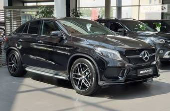Mercedes-Benz GLE-Class GLE Coupe 43 AMG AT (390 л.с.) 4Matic 2019