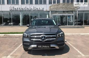 Mercedes-Benz GLE-Class 450 AT (367 л.с.) 4Matic 2019