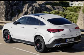 Mercedes-Benz GLE-Class Coupe AMG 53 AT (460 л.с.) Hybrid 2019