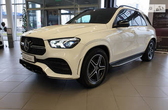 Mercedes-Benz GLE-Class 400d AT (330 л.с.) 4Matic 2019