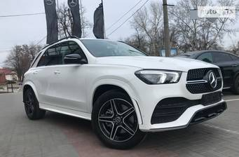 Mercedes-Benz GLE-Class 350d AT (272 л.с.) 4Matic 2019