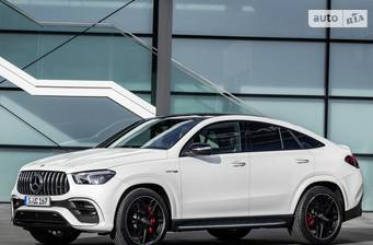 Mercedes-Benz GLE-Class Coupe AMG 63S 9G-TCT (612 л.с.) 4Matic 2019