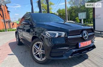 Mercedes-Benz GLE-Class 350d AT (272 л.с.) 4Matic 2020