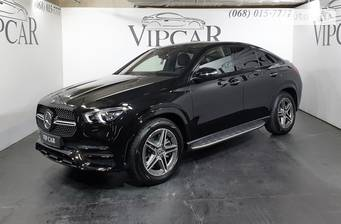 Mercedes-Benz GLE-Class Coupe 400d AT (330 л.с.) 4Matic 2020