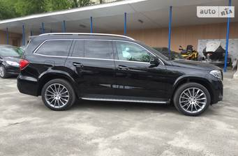 Mercedes-Benz GLS-Class GLS 350d AT (258 л.с.) 4Matic 2016