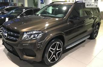 Mercedes-Benz GLS-Class GLS 350d AT (255 л.с.) 4Matic 2018