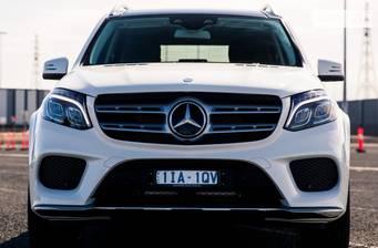 Mercedes-Benz GLS-Class GLS 500 AT (455 л.с.) 4Matic 2018