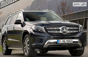 Mercedes-Benz GLS-Class GLS 400 AT (333 л.с.) 4Matic 2018
