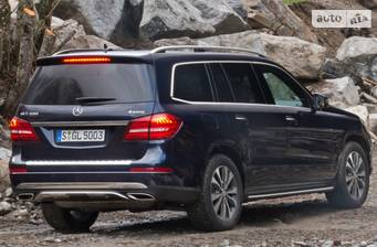 Mercedes-Benz GLS-Class GLS 400 AT (333 л.с.) 4Matic 2018