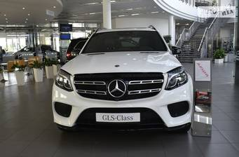 Mercedes-Benz GLS-Class GLS 350d AT (258 л.с.) 4Matic 2018