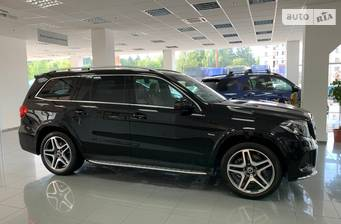 Mercedes-Benz GLS-Class GLS 350d AT (258 л.с.) 4Matic 2019