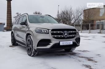 Mercedes-Benz GLS-Class 2019