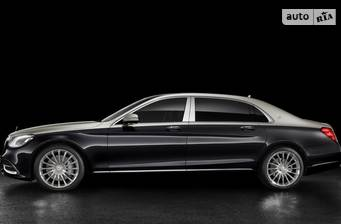 Mercedes-Benz Maybach S 560 AT (469 л.с.) 2018