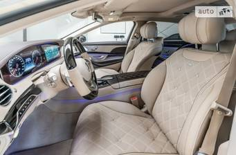 Mercedes-Benz Maybach 2020 Individual