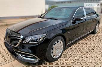 Mercedes-Benz Maybach S 560 2020 в Киев