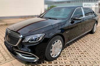 Mercedes-Benz Maybach S 560 AT (469 л.с.) 4Matic 2020