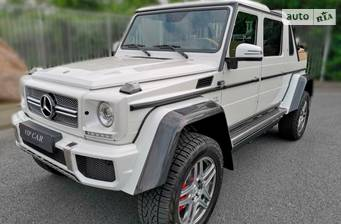 Mercedes-Benz Maybach G 650 Landaulet AT (630 л.с.) 2020