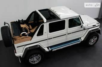 Mercedes-Benz Maybach 2018