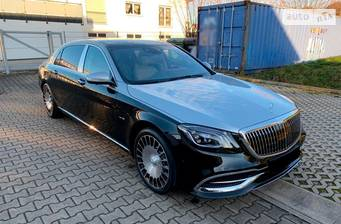 Mercedes-Benz Maybach 2020