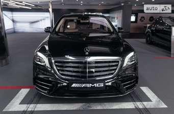 Mercedes-Benz S 560 2020 в Киев