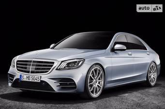 Mercedes-Benz S-Class S 350d AT (286 л.с.) 2018