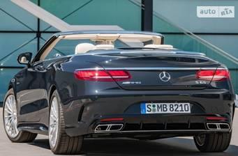 Mercedes-Benz S-Class Mercedes-AMG S65 G-Tronic (629 л.с.) 2019