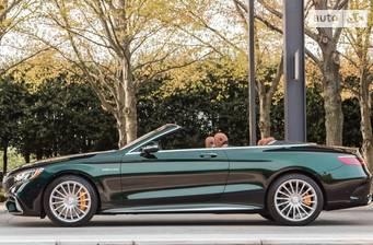 Mercedes-Benz S-Class AMG S 65 G-Tronic (630 л.с.) 2019