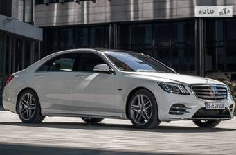 Mercedes-Benz S-Class S 560e G-Tronic (367+122 л.с.) 2019