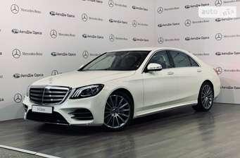 Mercedes-Benz S-Class 2019 в Одесса