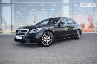 Mercedes-Benz S-Class S 450 AT (367 л.с.) 4Matic Long 2020