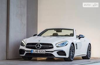 Mercedes-Benz SL-Class 2019