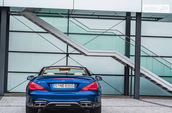 Mercedes-Benz SL-Class Mercedes-AMG SL 65 AT (630 л.с.) 2019