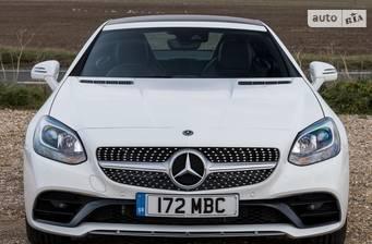 Mercedes-Benz SLC-Class SLC 180 MT (156 л.с.) 2019