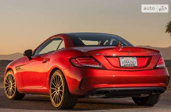 Mercedes-Benz SLC-Class Mercedes-AMG SLC 43 AT (367 л.с.) 2017