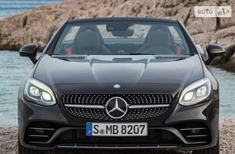 Mercedes-Benz SLC-Class 2019