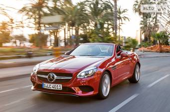 Mercedes-Benz SLC-Class SLC 250d AT (204 л.с.) 2017