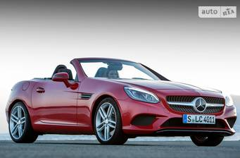 Mercedes-Benz SLC-Class SLC 250d AT (204 л.с.) 2018