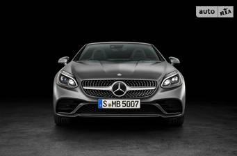 Mercedes-Benz SLC-Class SLC 300 AT (248 л.с.) 2018