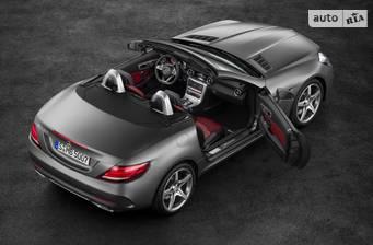 Mercedes-Benz SLC-Class SLC 300 AT (245 л.с.) 2018