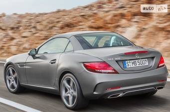 Mercedes-Benz SLC-Class SLC 300 AT (245 л.с.) 2017