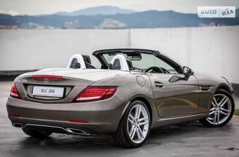 Mercedes-Benz SLC-Class SLC 200 MT (184 л.с.) 2018