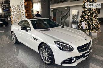 Mercedes-Benz SLC-Class Mercedes-AMG SLC 43 AT (367 л.с.) 2018